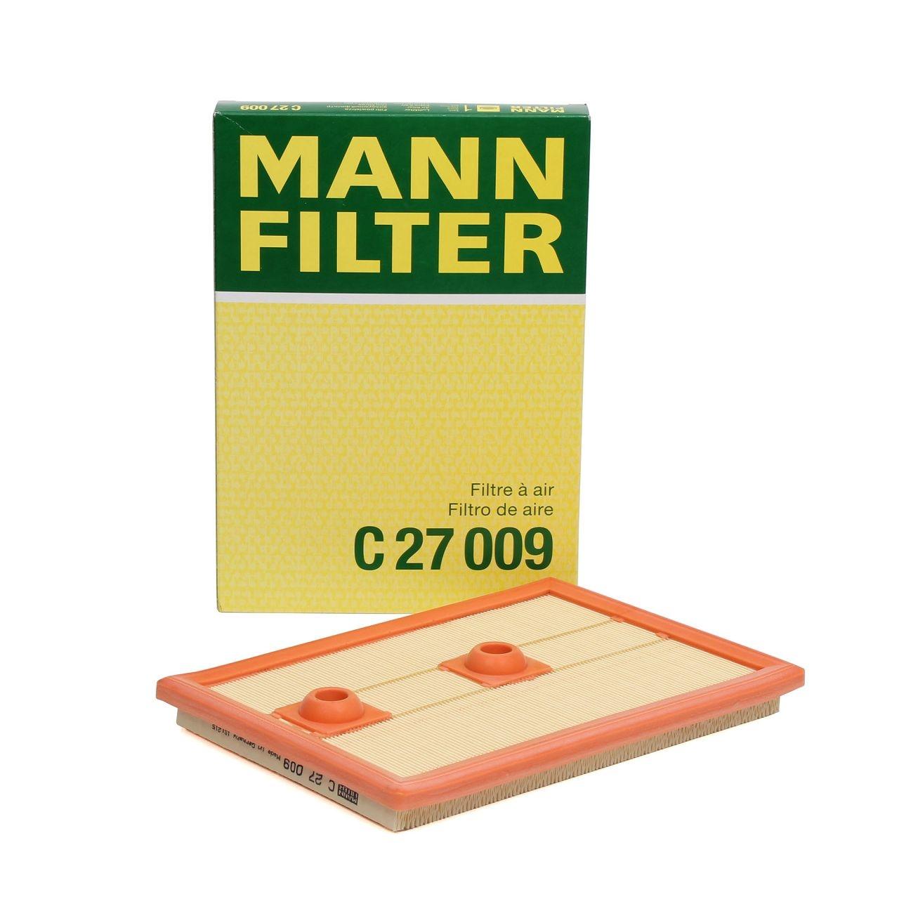 فلتر هواء اسبانى MANN سكودا اوكتافيا1400 ( 2013 - 2019 ) A7