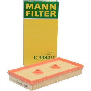 فلتر هواء اسبانى MANN فولكس جيتا ( 2006 - 2011 )