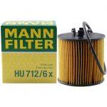 فلتر زيت اسبانى MANN فولكس باسات 1400 تربو ( 2006 - 2011 )