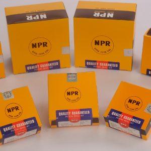 طقم شنبر يابانى رفيع NPR050 هيونداى فيفا ( 2007 - 2012 )