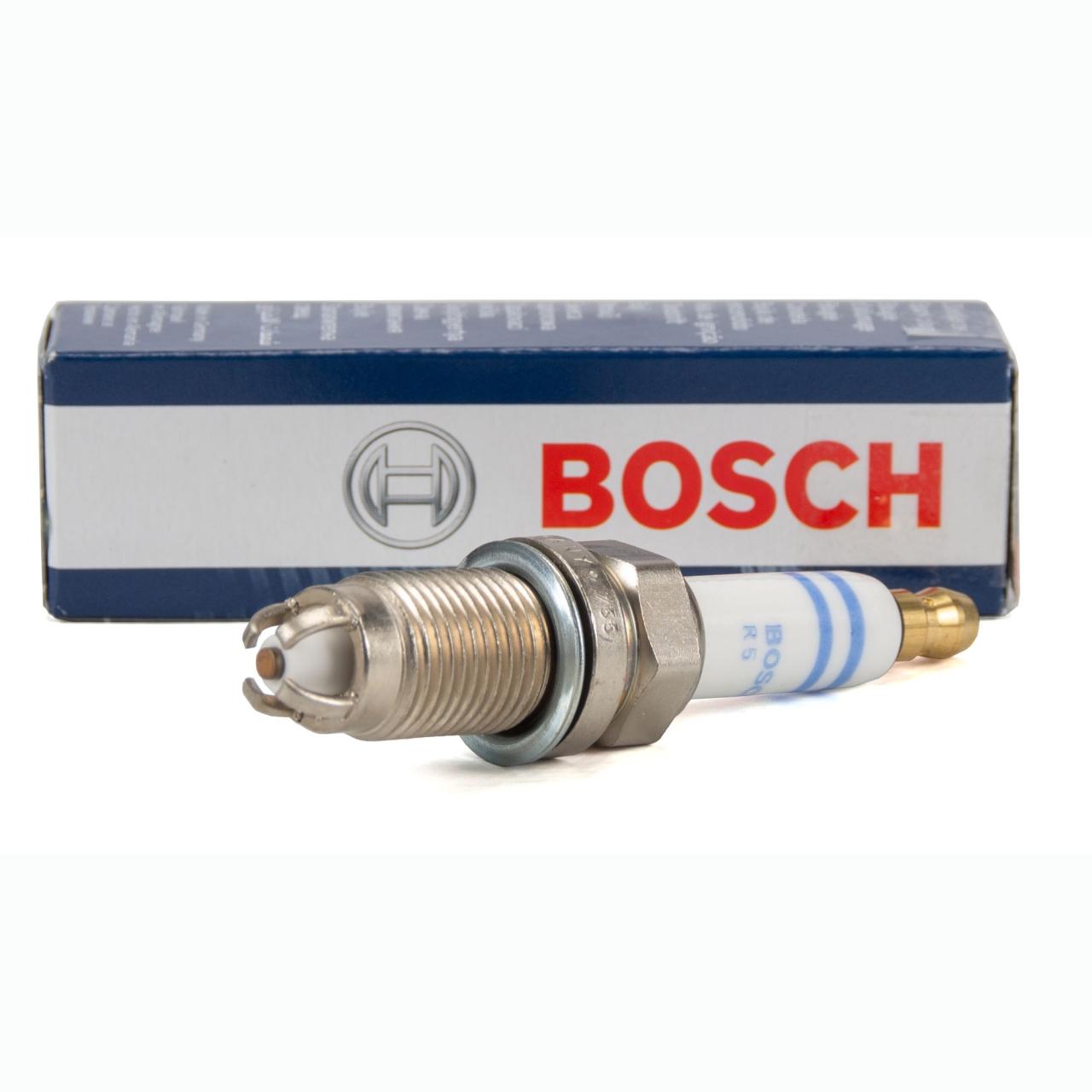 طقم بوجية بلاتنيوم ( 4 شمعة ) المانى BOSCH فولكس باسات ( 2006 - 2011 )